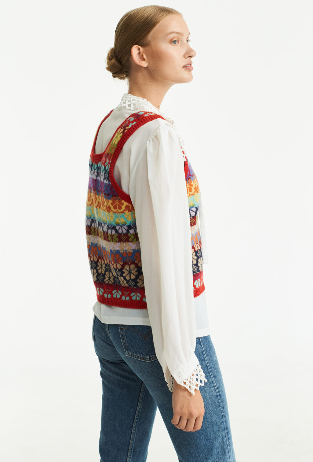 Collect23_knit vest