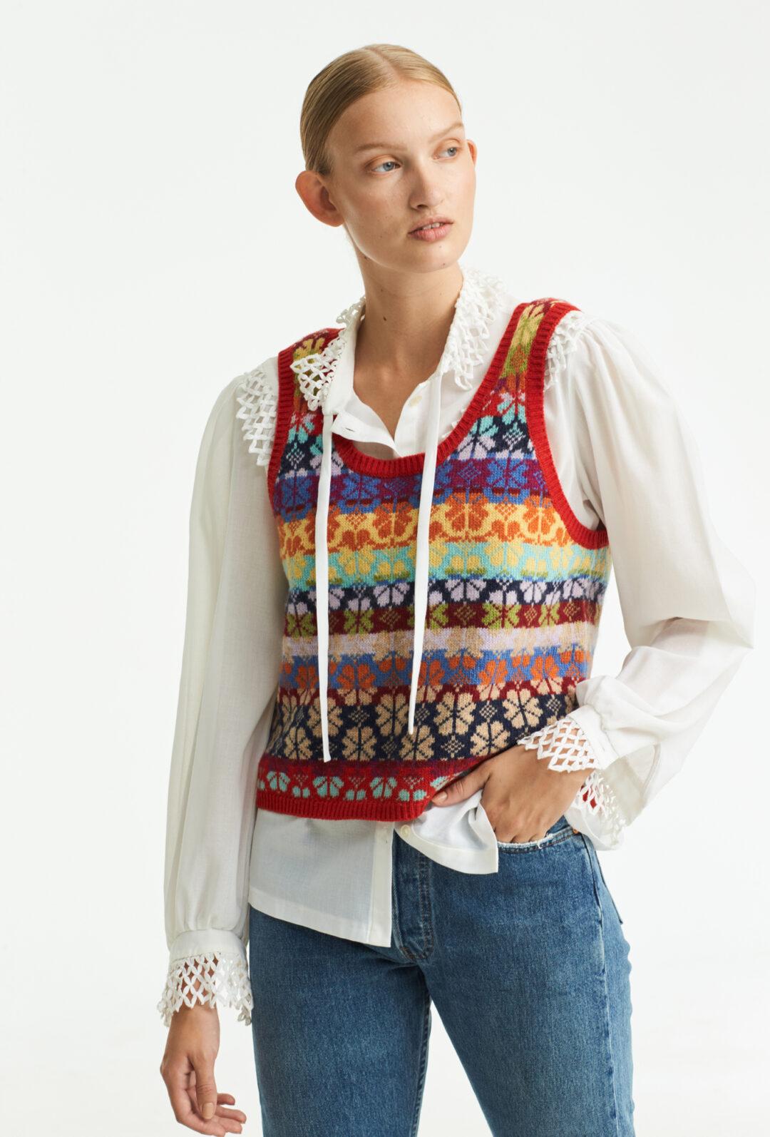 Collect23_knit vest