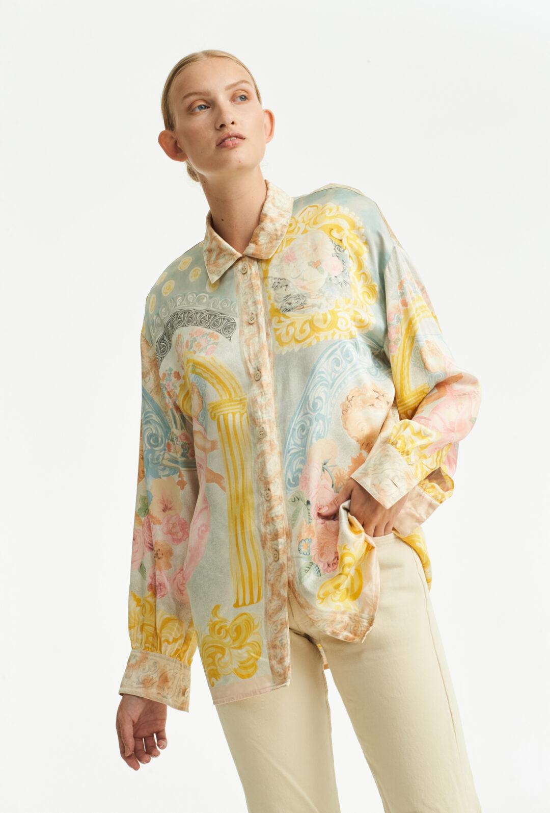 Collect23_Escada shirt
