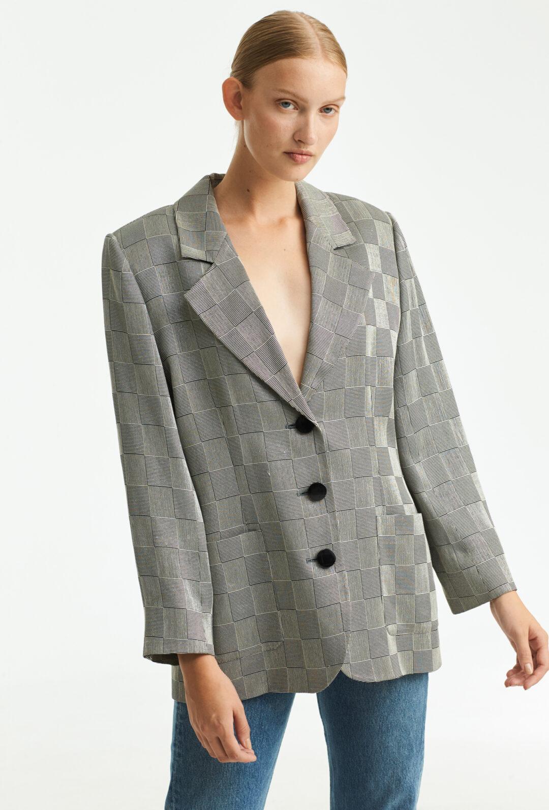 Vintage YSL Collect23 blazer