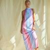 Collect23 pastel rainbow dress