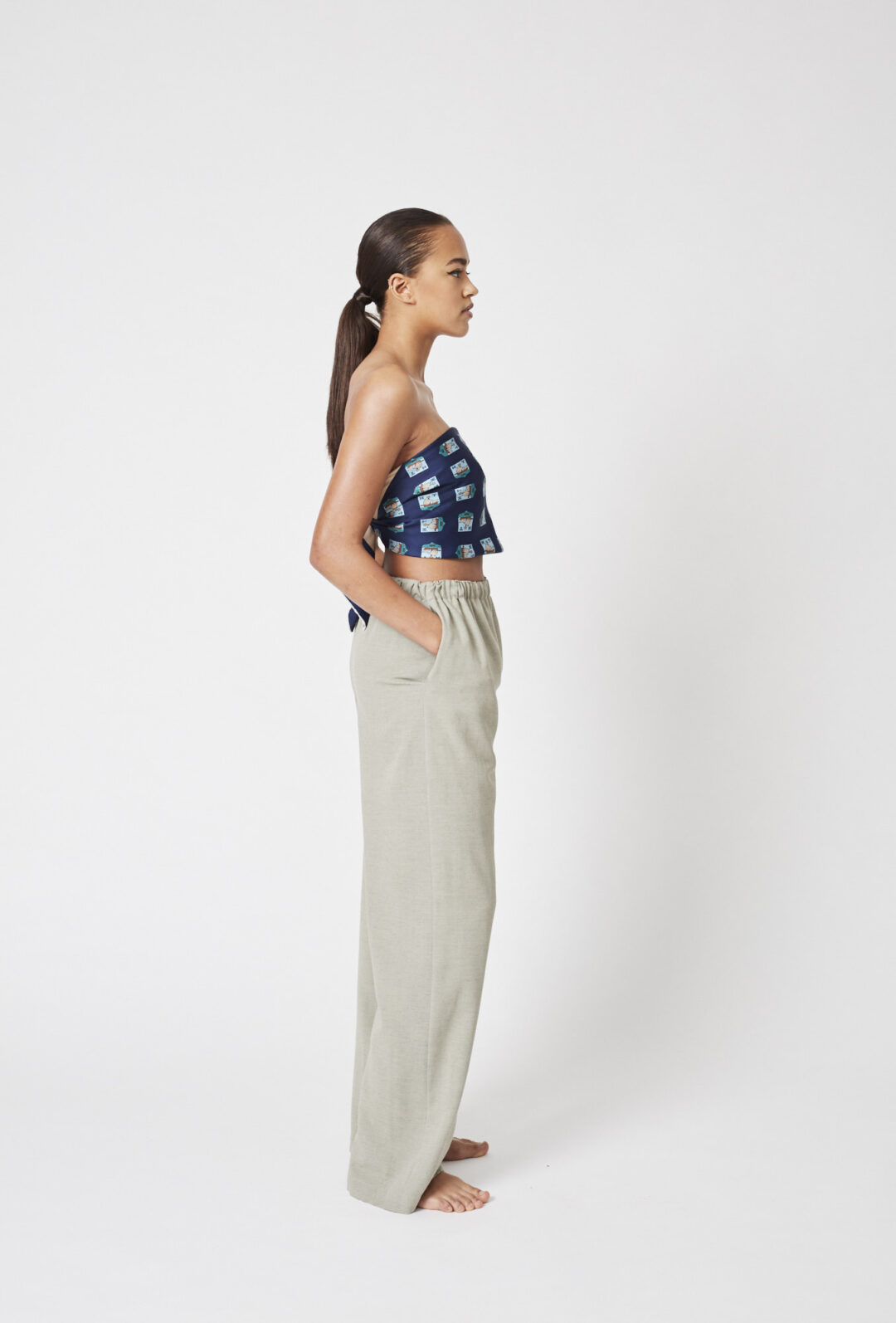 Collect23 Remade spring pants
