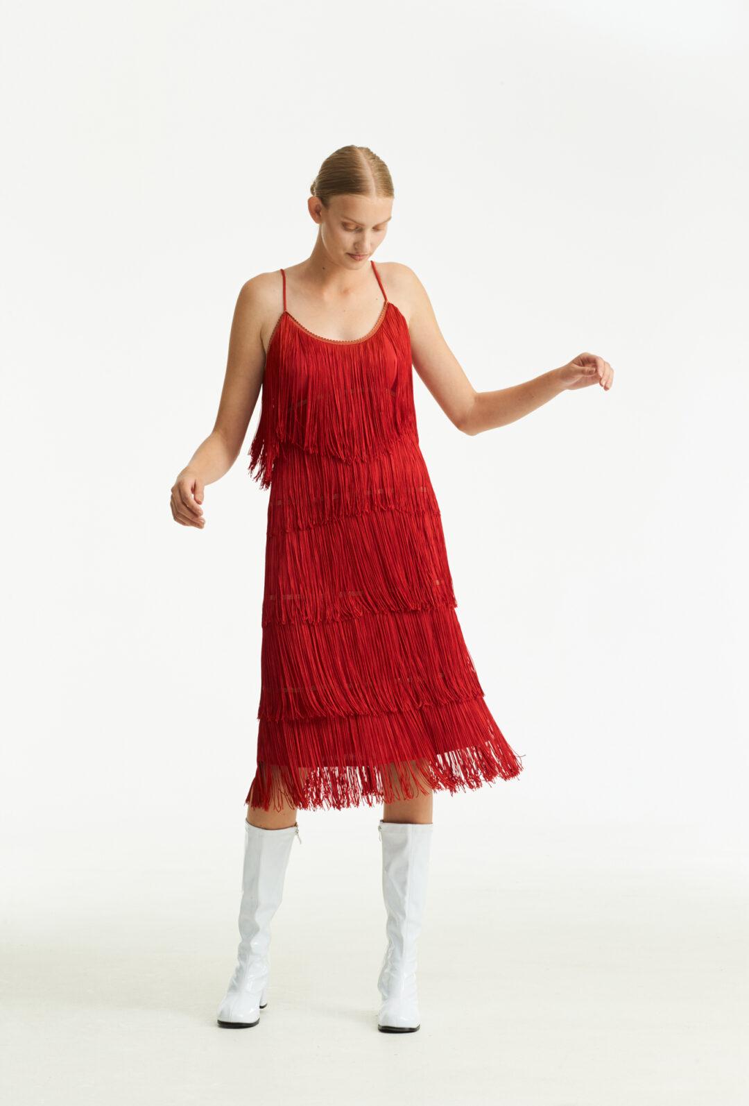 Collect23 vintage dress