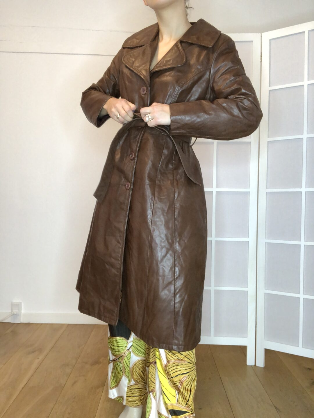 Collect23 Trenchcoat