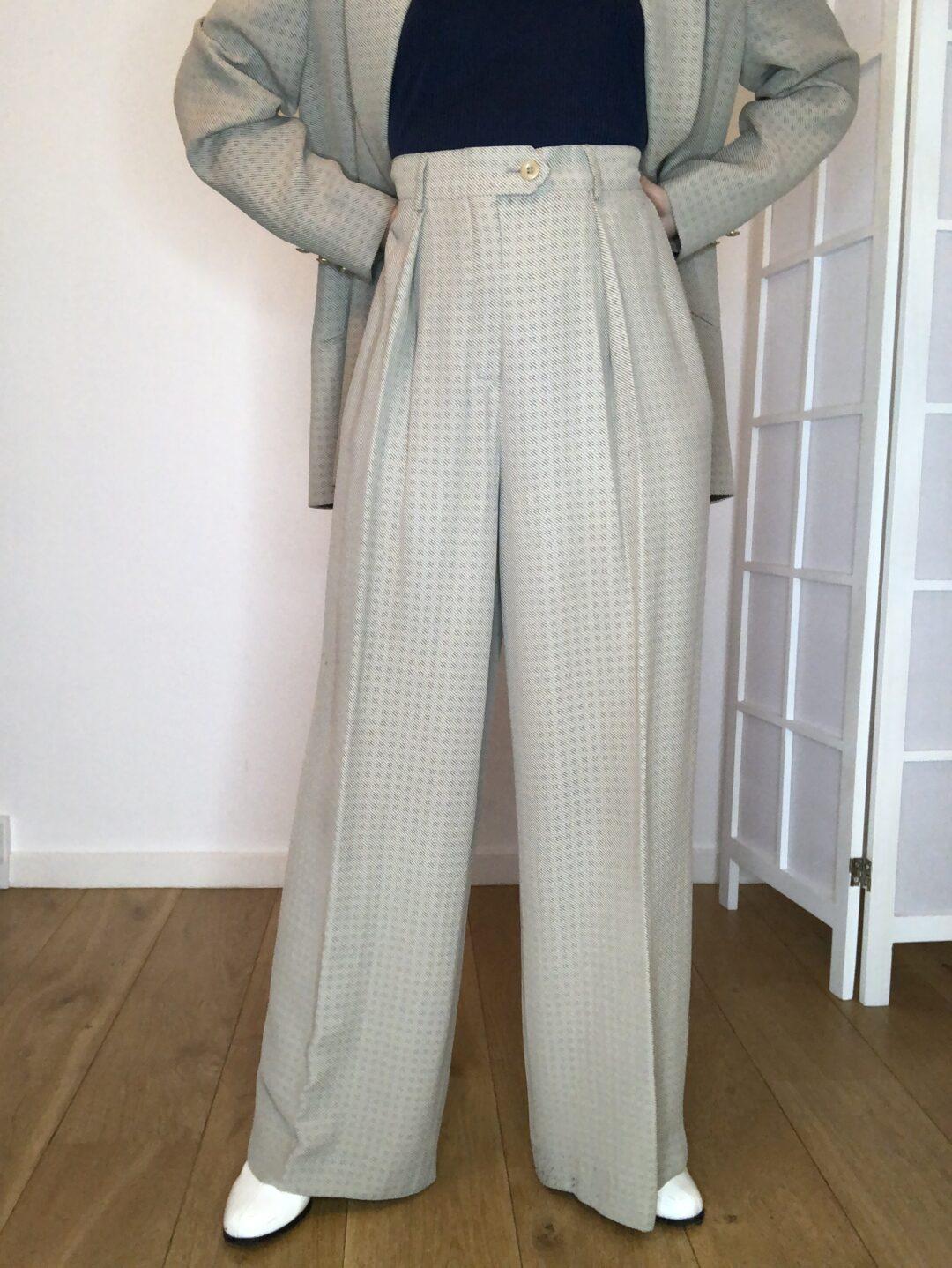 Vintage Collect23 Escada suit