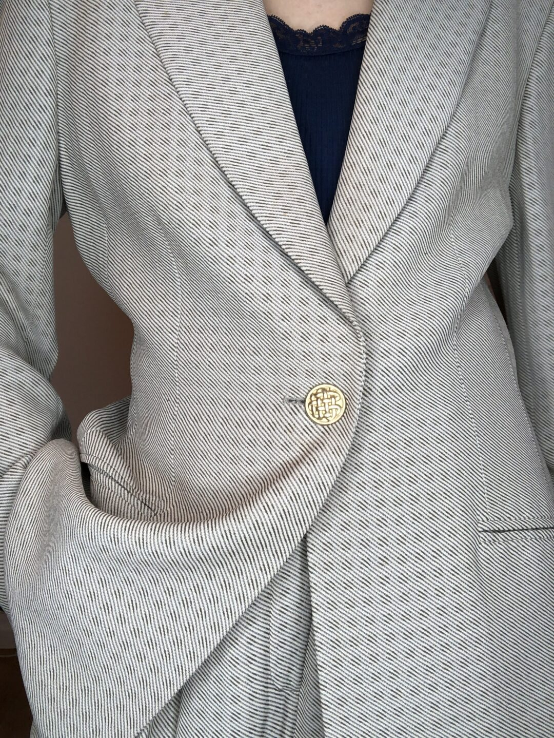 Vintage Collect23 Escada suit