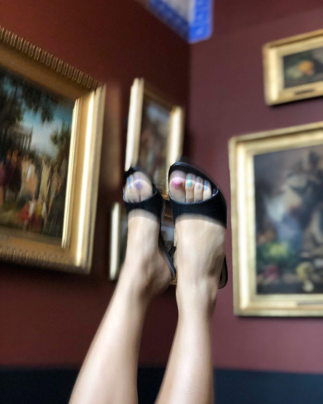 Vintage Collect23 heels