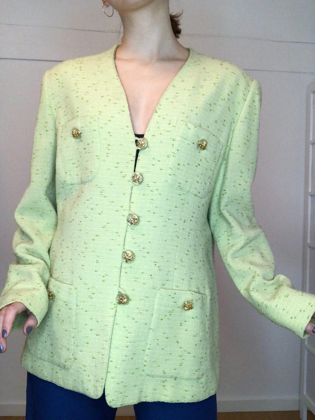 Collect23 Valentino vintage blazer