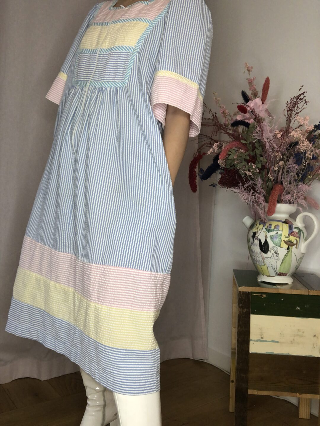 Collect23 vintage dress