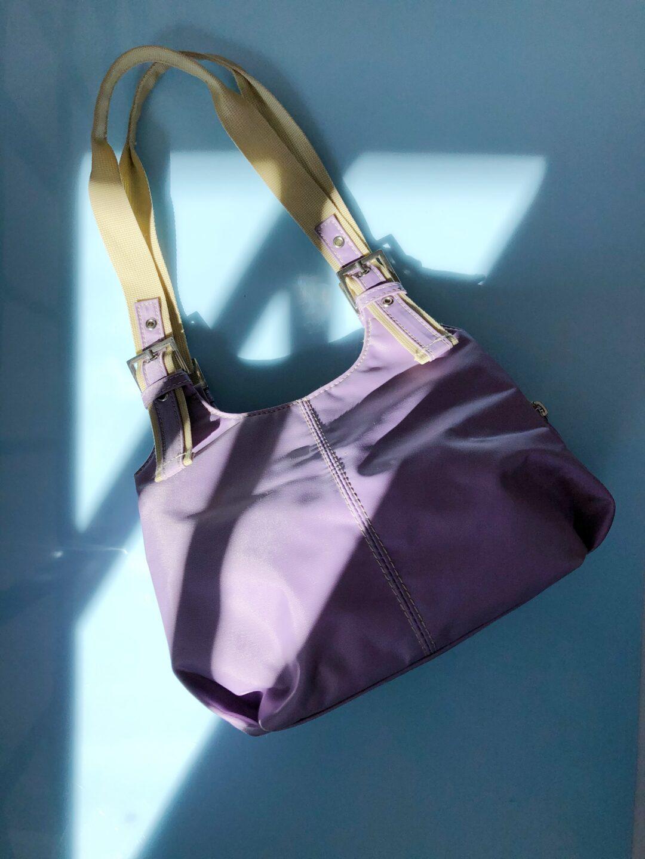 Vintage Collect23 nylon bag