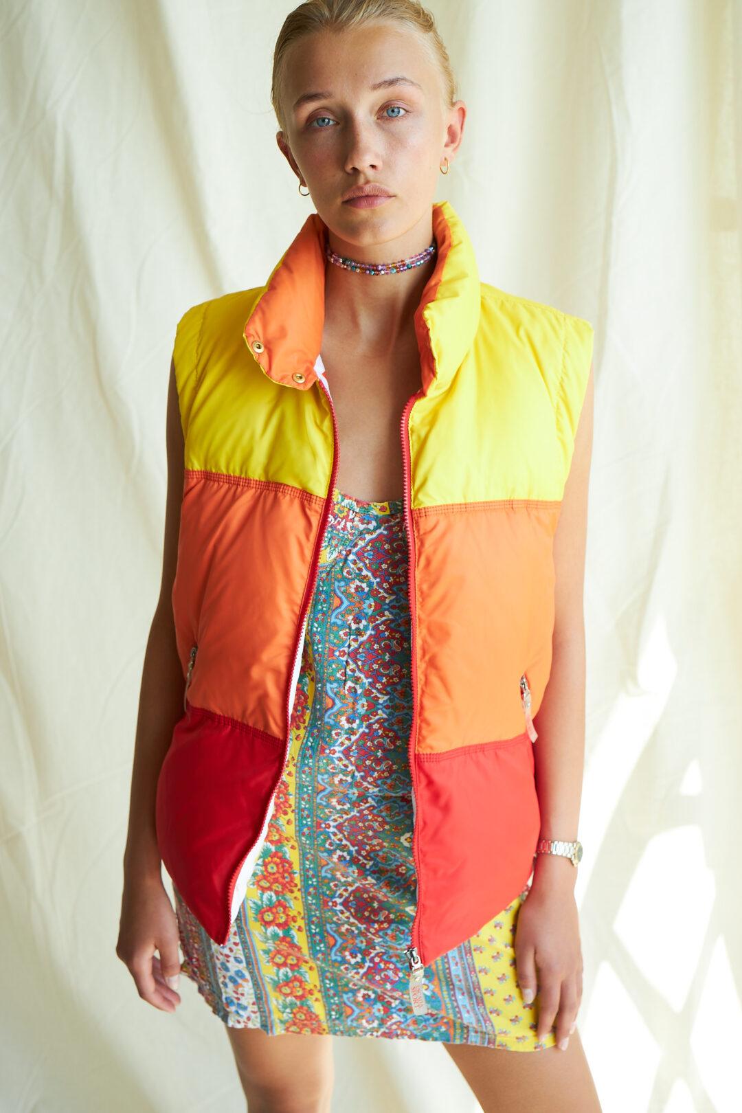 Escada vintage vest