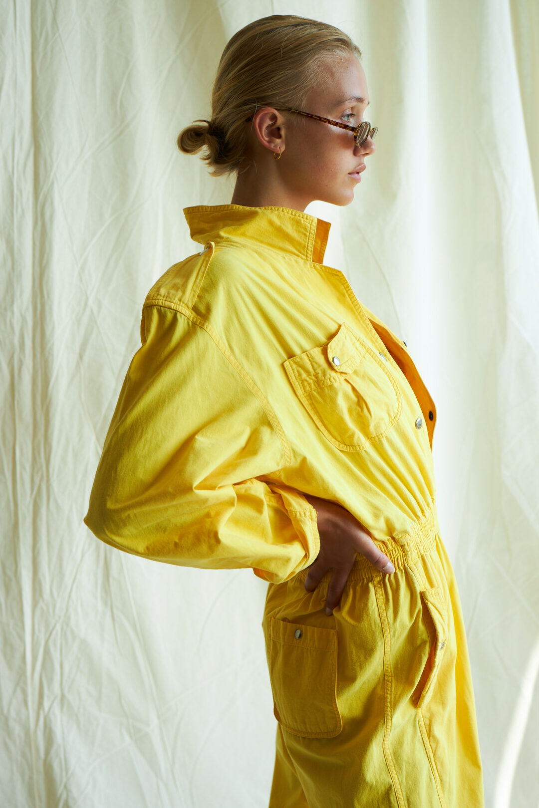 Pilot sustainable jumpsuit vintage Collect23