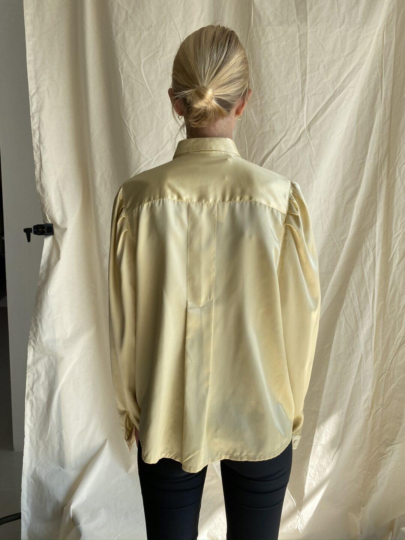 satin vintage collect23 shirt