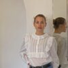 Vintage ruffle shirt Collect23