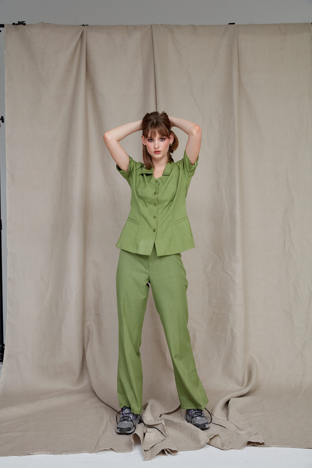 collect23 pant suit