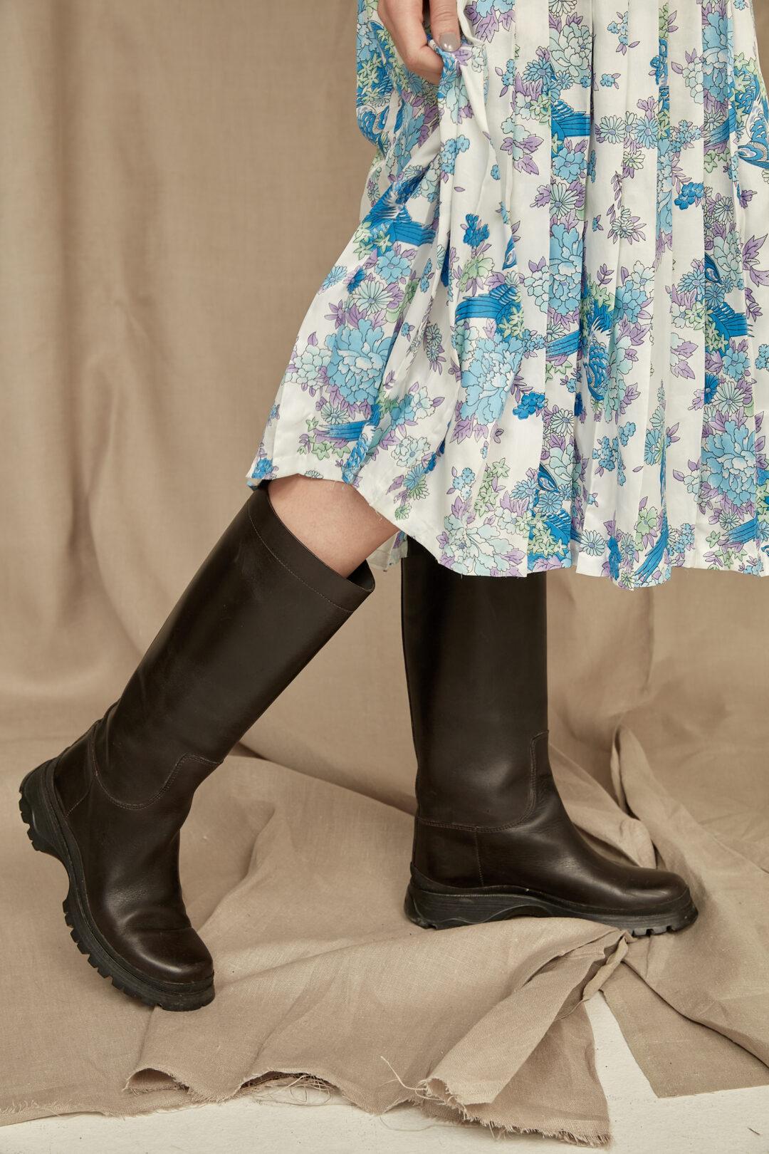 collect23 prada boots