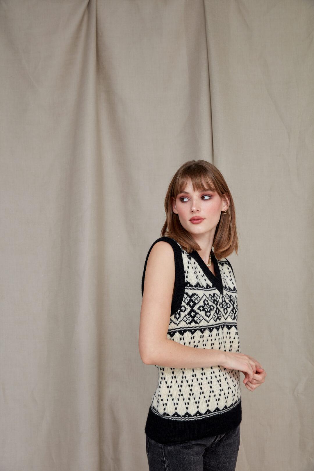 vintage vest collect23