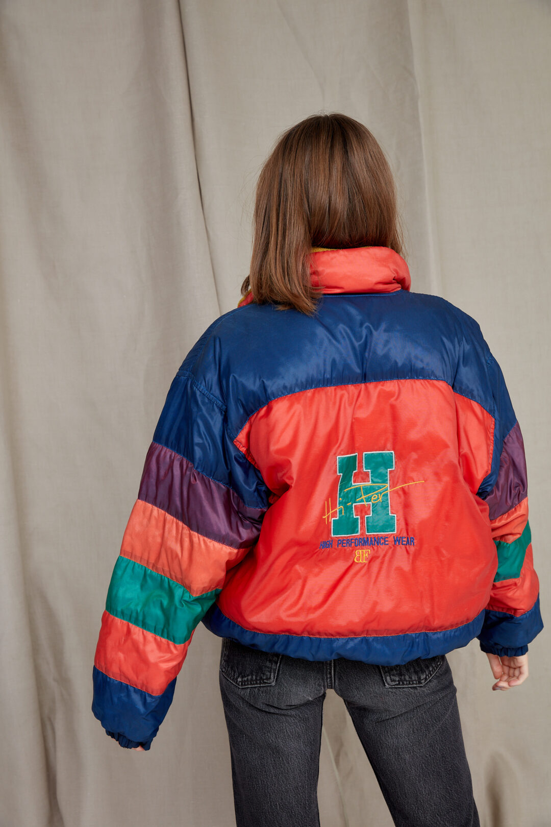 puffer jacket Collect23