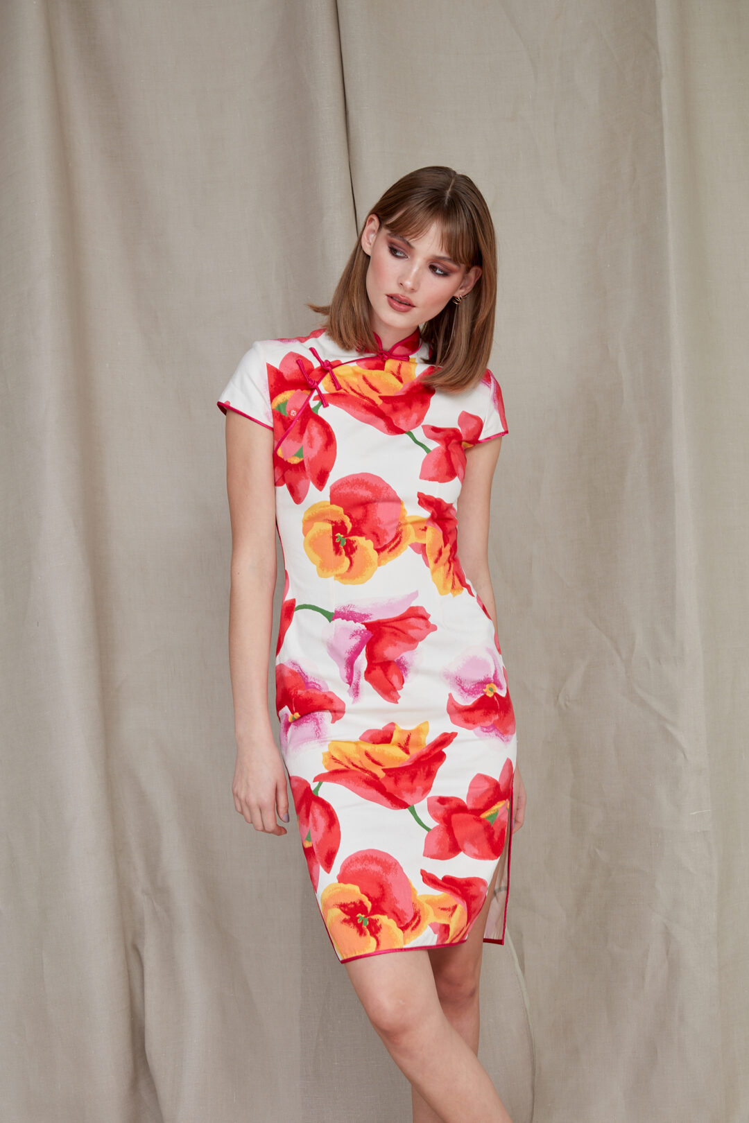 tulip dress collect23