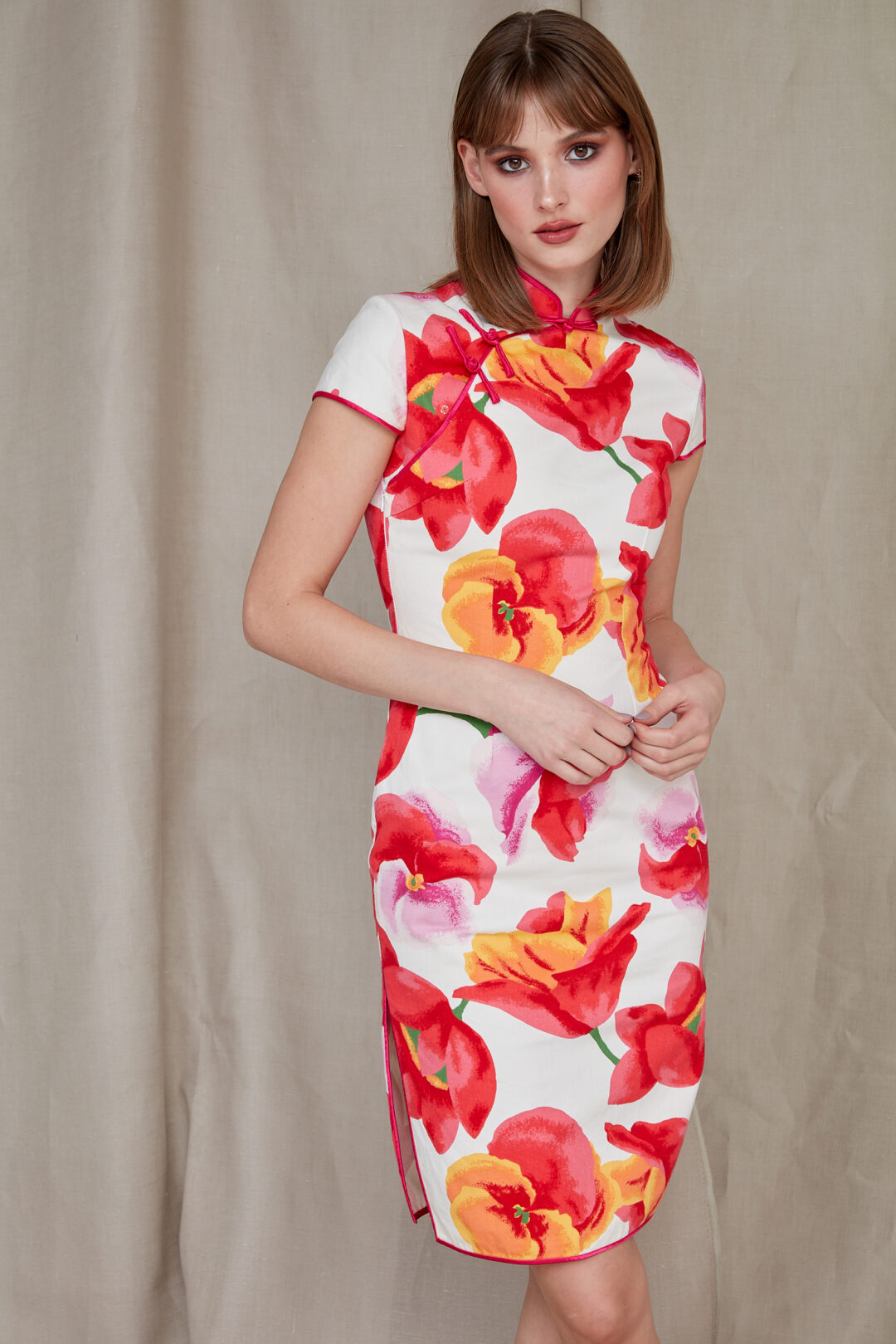 tulip dress collect23