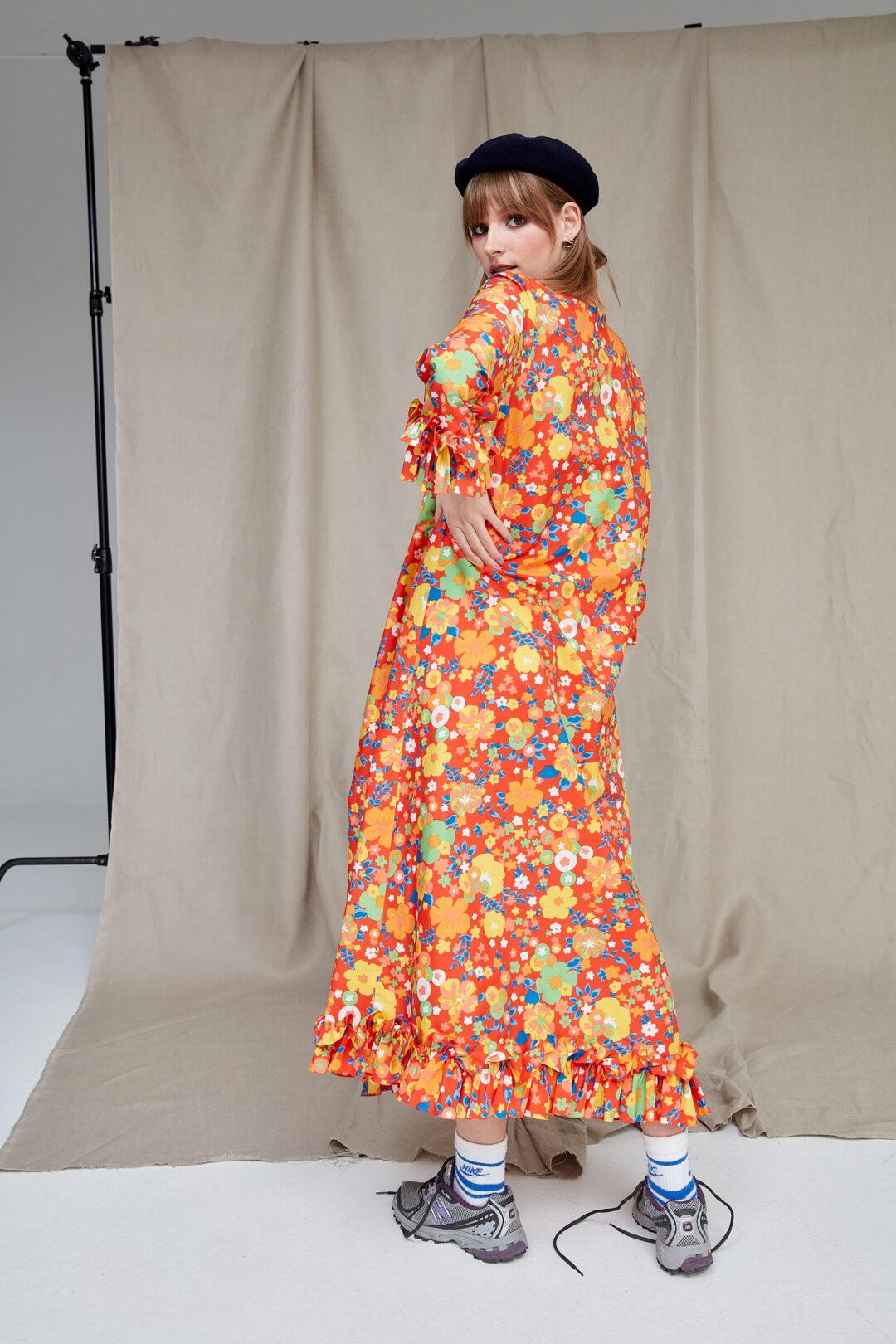 collect23 coat dress