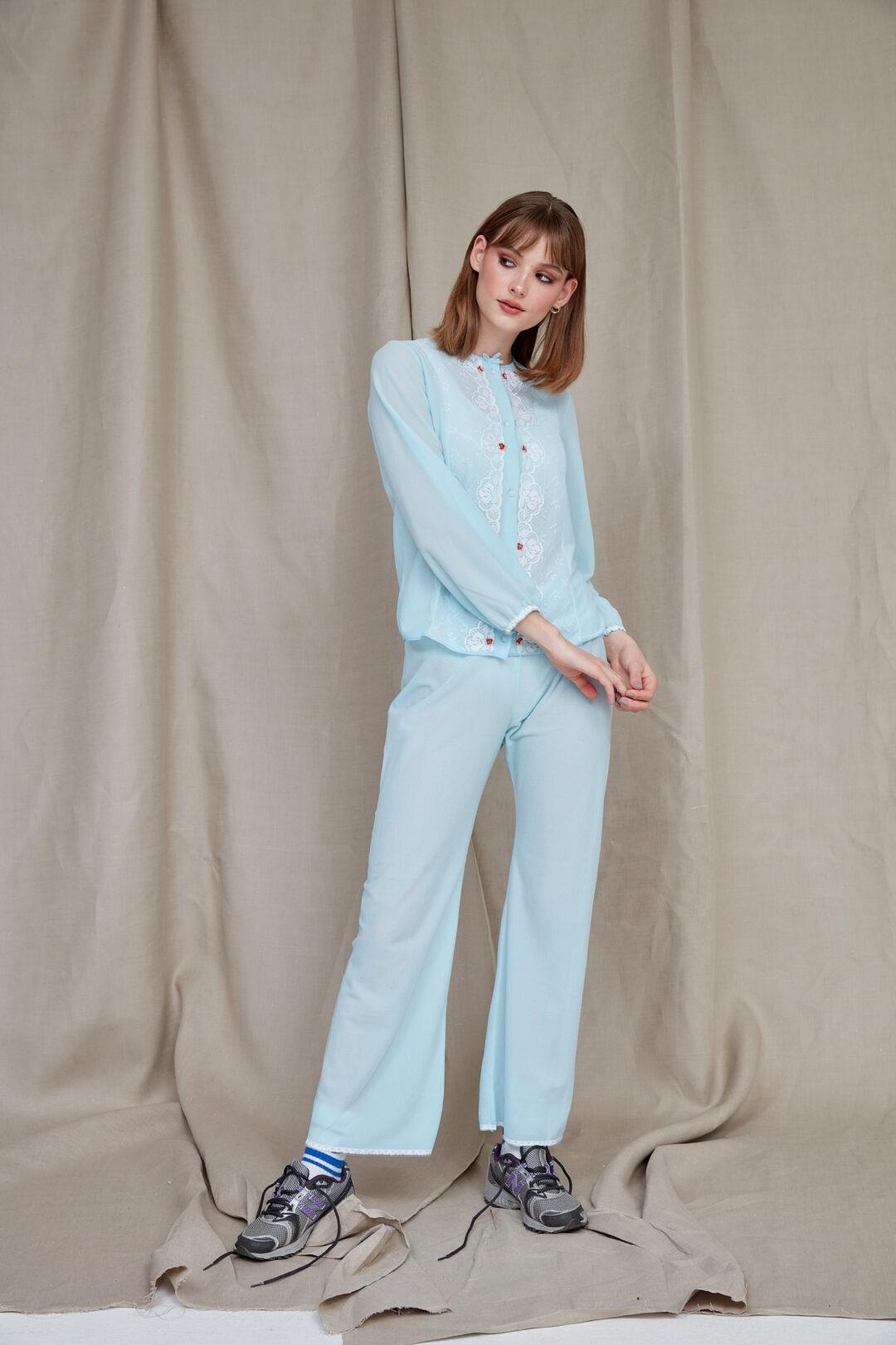 Collect23 rose pajama
